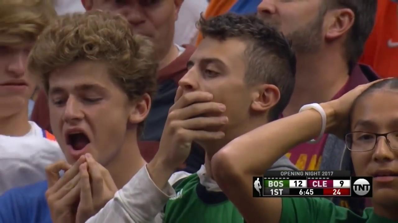 【NBA】大ケガ!NBA開幕戦 ゴードンヘイワード怪我