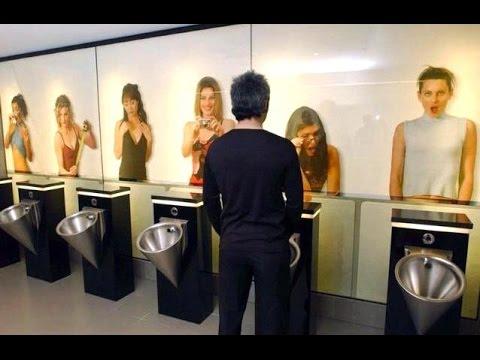 【衝撃】最も奇妙なトイレ8選
