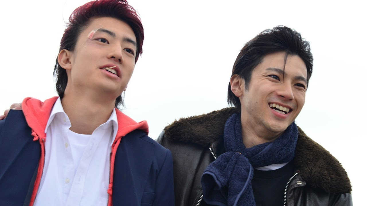 健太郎、山田裕貴がヤンキー熱演 映画「デメキン」予告編