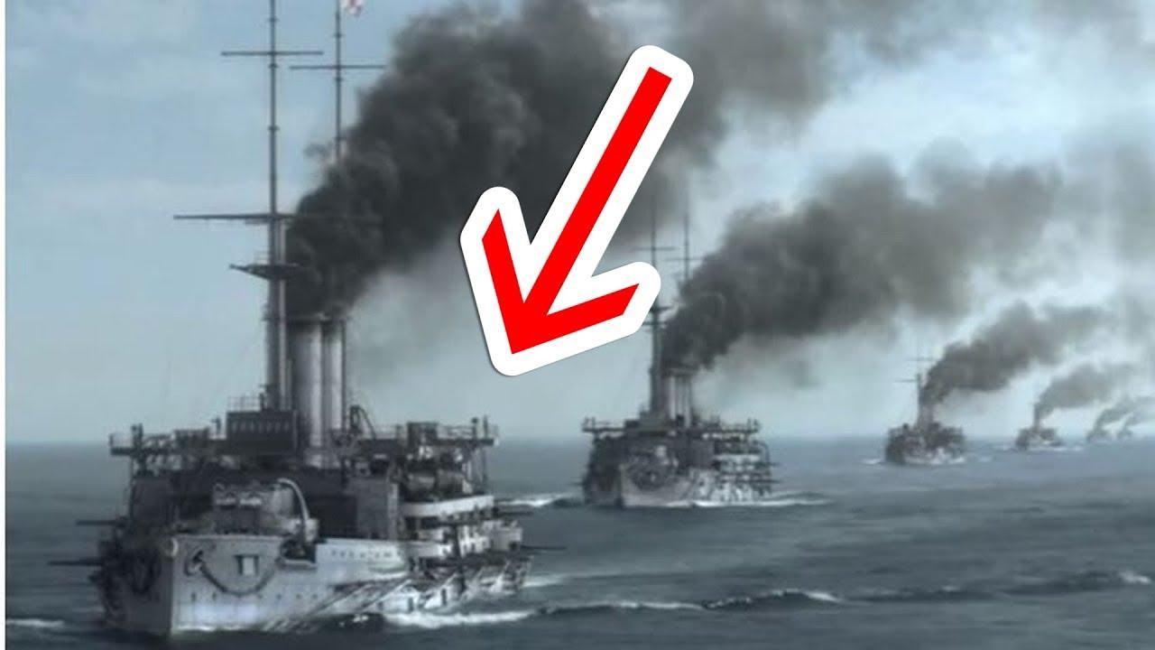 『当時、世界最強のバルチック艦隊が日本に破れたのは何故?』その内容に大注目!!その驚愕の真相とは・・・