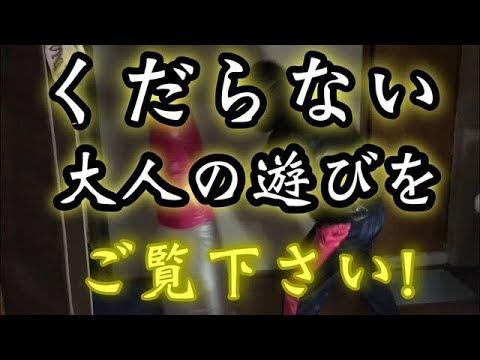 【放送事故】いい大人が世界一くだらない方法でサンドバッグを叩きのめす!w