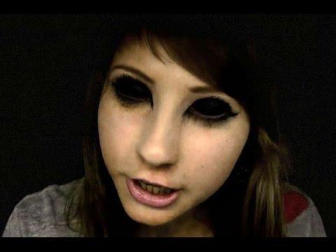 【閲覧注意】【UMA】マジでヤバい!イギリスで黒い眼の少女を目撃!【オカルト】