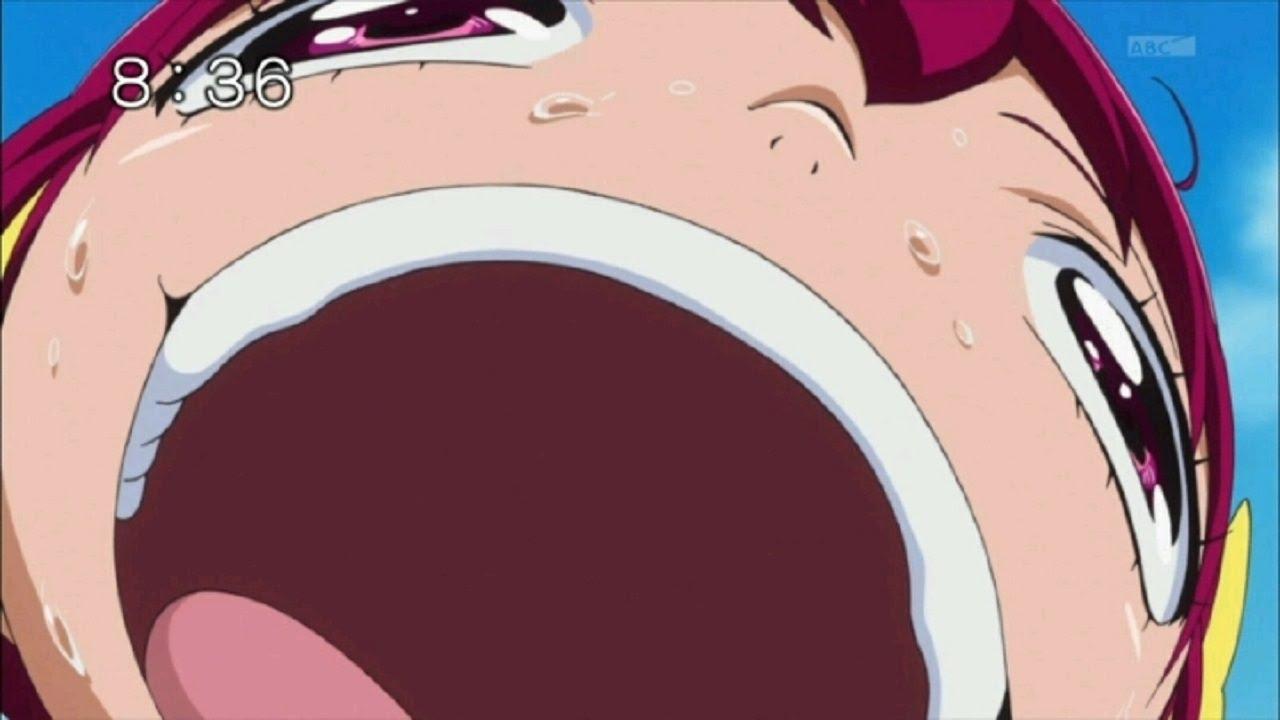 【驚愕】作画崩壊しすぎているアニメがヤバい!! 思わず二度見どころか三度見してしまう画像#1