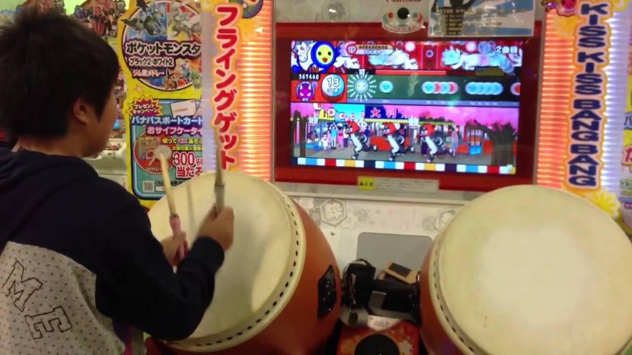 太鼓の達人(KATSU-DON) 〆ドレー2000でたらめローテーション