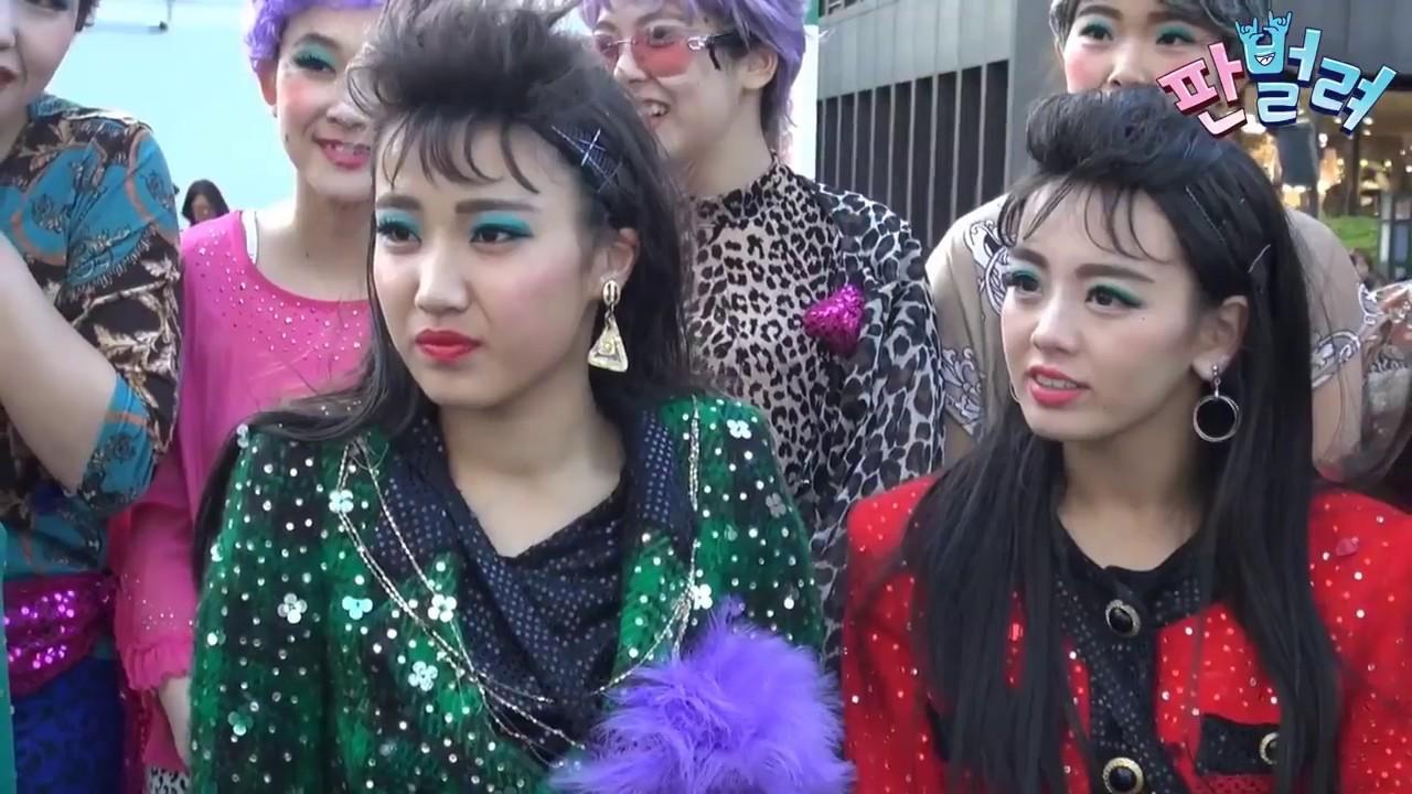 登美丘高校ダンス部 韓国のテレビに出演