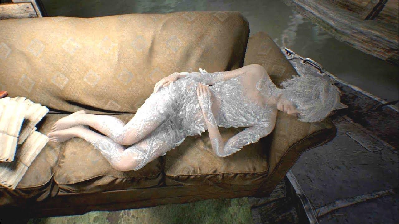 バイオハザード7 身も凍りつく最高に怖いシーン集#3 ゾイ・ベイカー RESIDENT EVIL 7 biohazard 7 End of Zoe (PC)