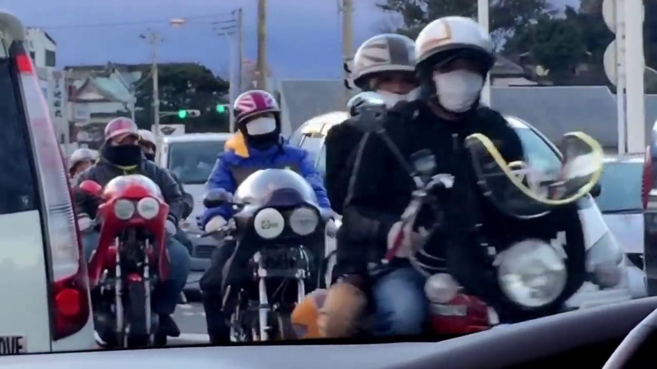 警察vs暴走族 貴重な動画4本公開