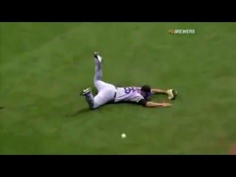 【野球】誰でも笑えるメジャーリーグ珍プレーtop10