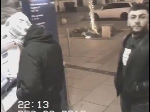 泥棒が防犯カメラに気付いた結果wwwww