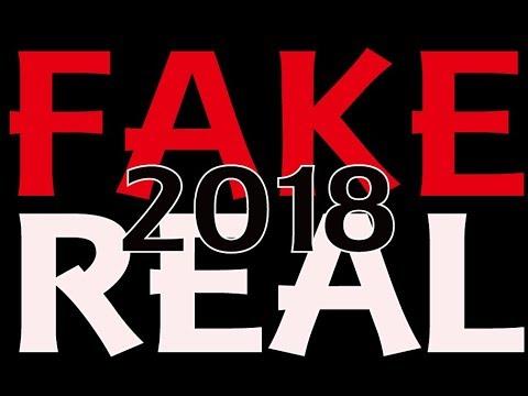 【都市伝説】人工知能の人間選別で2018年最も危険視される重要なキーワードは〝FAKE〟