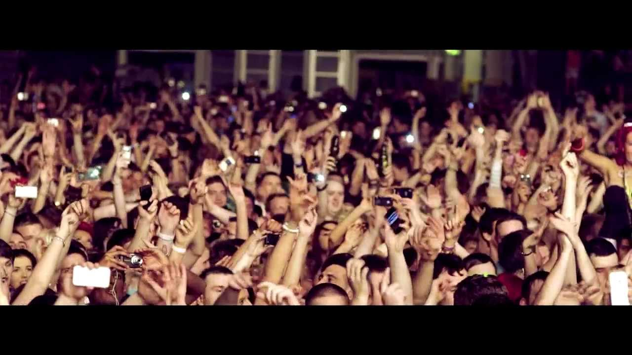 David Guetta – Nothing But The Beat, the movie