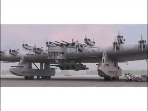 【閲覧注意】世界衝撃!驚愕 ロシアの空飛ぶ要塞の写真、画像が凄いヤバイ! 話題に