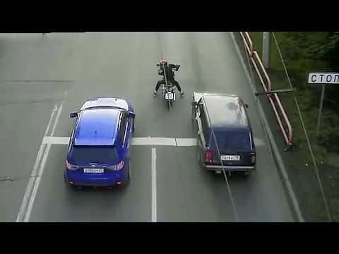 ありえない!!車の防犯カメラで動画を撮影しないと信じてもらえない。