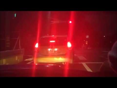 【ドライブレコーダー】 2018 日本 交通事故・トラブル 23