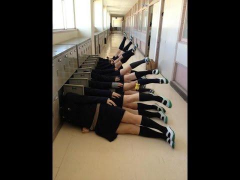 【センスに感動】海外でウケまくり♪日本の「高校生」が面白すぎる!どこから来る?そのセンス!