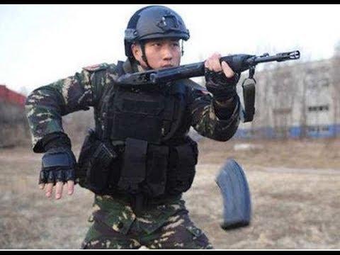 中国解放军的这一神技,传到国外后,成为外国特种兵必备技能