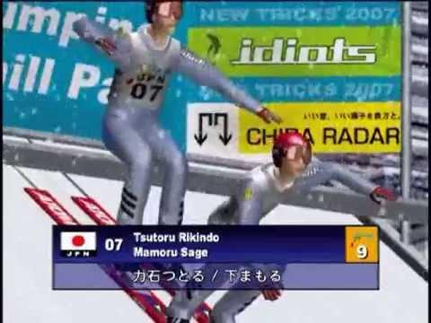 スキージャンプ ペアSki Jumping Pairs