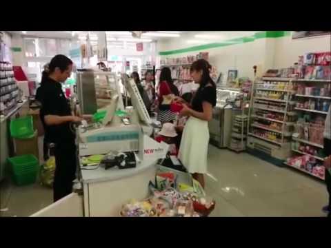 キチガイ DQN 伝説のコンビニ店員の暴走がwww