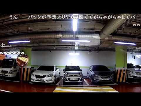 ※コメ付き 韓国の女性ドライバー ドラレコは見た!