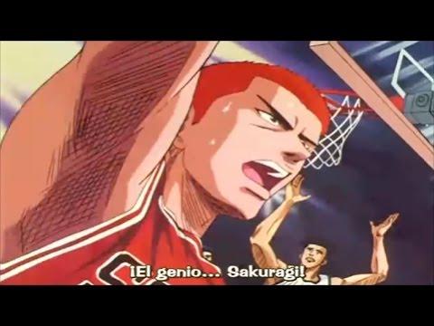 【ファウルなのにかっこいい!】スラムダンク桜木花道の名シーン!【湘北vs陵南インターフェア!】