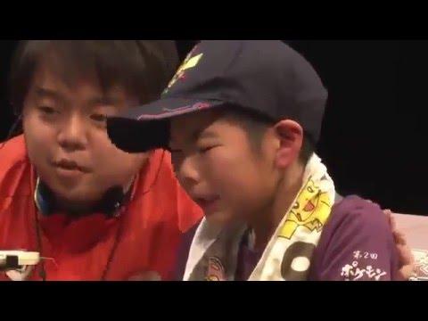 【事故】ポケモン公式大会でガルーラ2体にフルボッコにされ号泣してしまった小学生