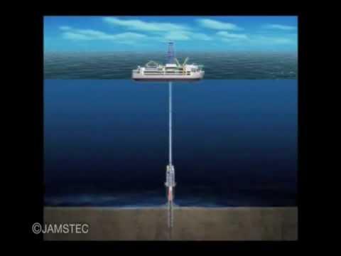 【貴方知ってます?】 海底深部探査船ちきゅう 【不良外人満載船】