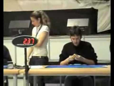 あっという間に過ぎる5分半!世界で一番速い人たちを集めた動画