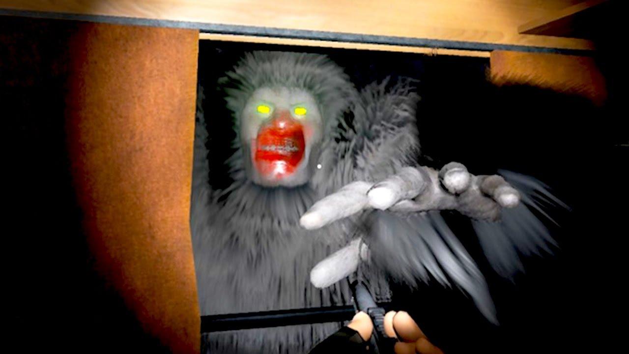 ホラーゲーム – 森で未確認動物「ビッグフット」を捕まえたい – Finding Bigfoot