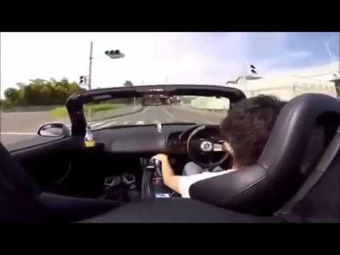 【ドラレコ ヤクザDQNが交差点を封鎖 事故衝撃動画集】