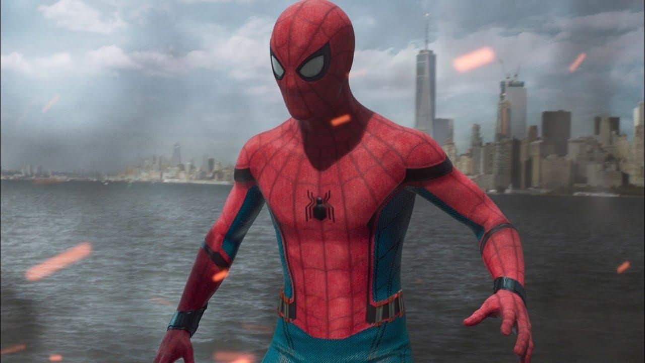 「暴露!スパイダーマンの黒歴史!超恥ずかしい過去の姿!」の無駄話、映画・スパイダーマン