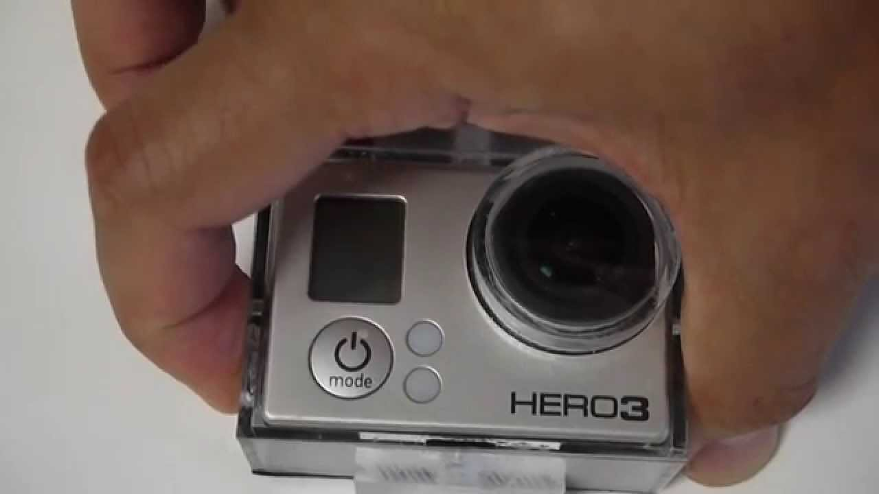 GoPro Hero3 Rainproof Housing