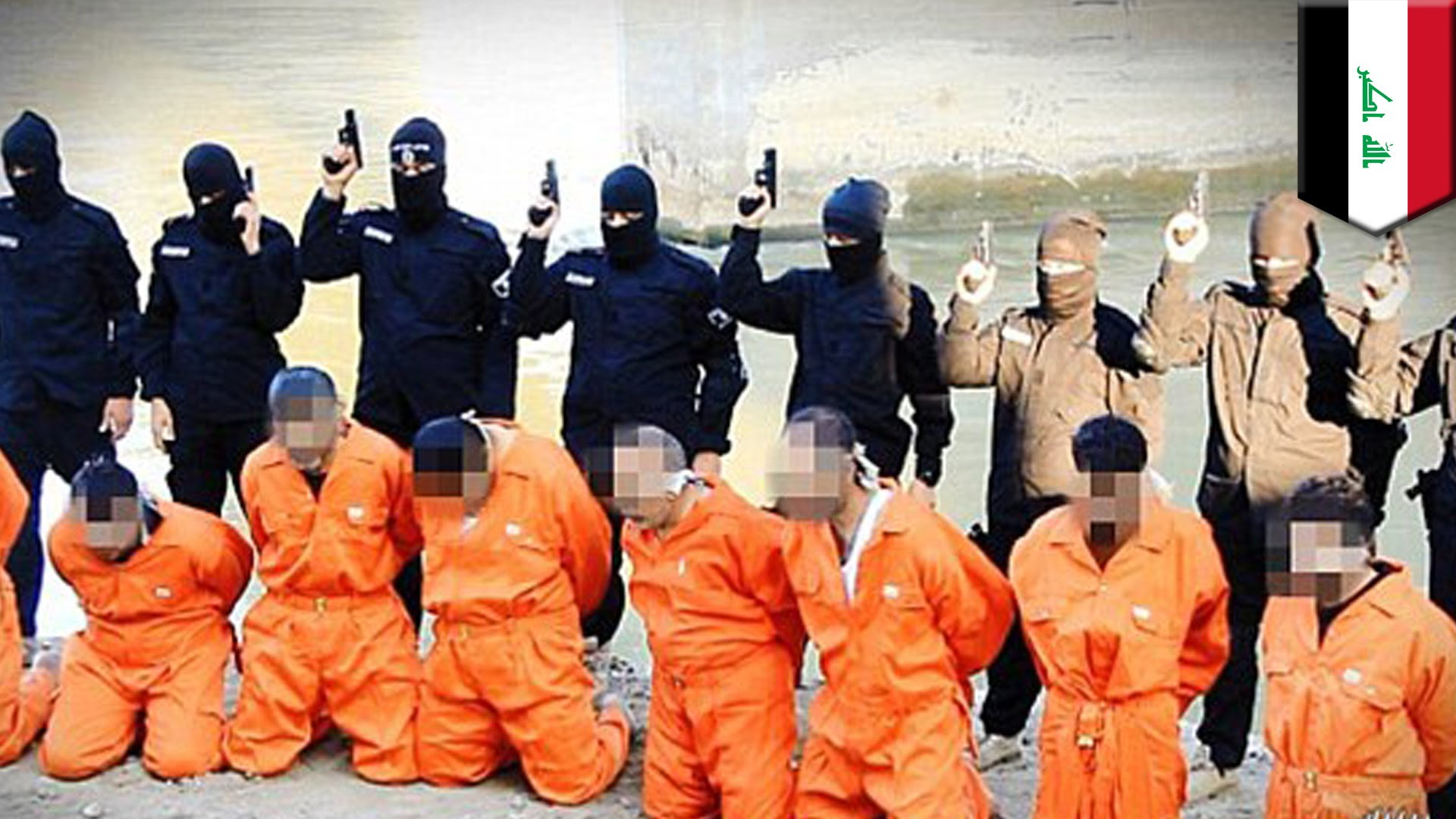息子を殺された復讐 イスラム国戦闘員を殺害