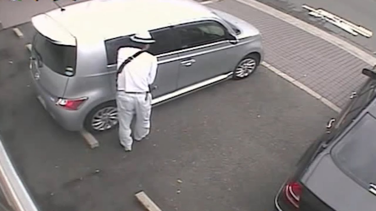 【犯罪】カメラが捉えた衝撃の犯罪まとめ1【監視カメラ】