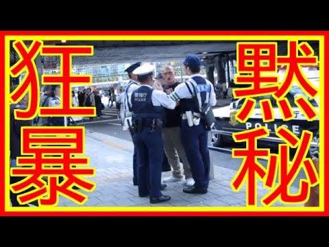 【狂暴か黙秘か】警察に身柄を確保されて往生際が悪くなりすぎるチンピラの日常