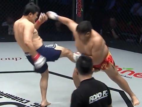 超危険な結末…たった7秒の格闘技試合