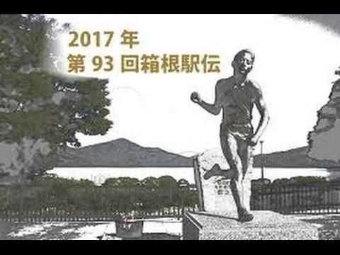【間一髪!】2017年 箱根駅伝!警察のせいでランナーが轢き殺されそうになっていたことが判明