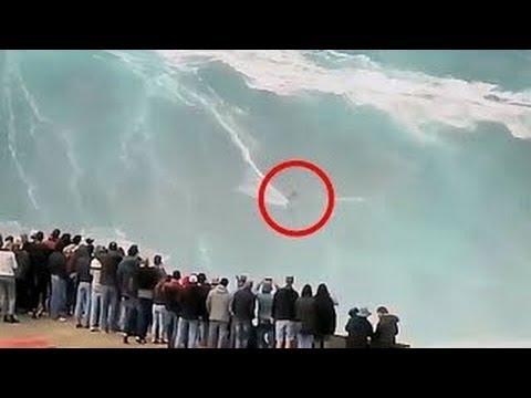 サーフィン史上最大の波 ギネス世界記録