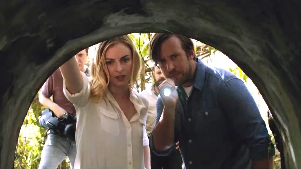 【喵嗷污】考察团进入神秘墓穴勘探地形,结果竟在地下洞穴中看到自己尸体《地狱:亡灵栖所》几分钟看美国恐怖片
