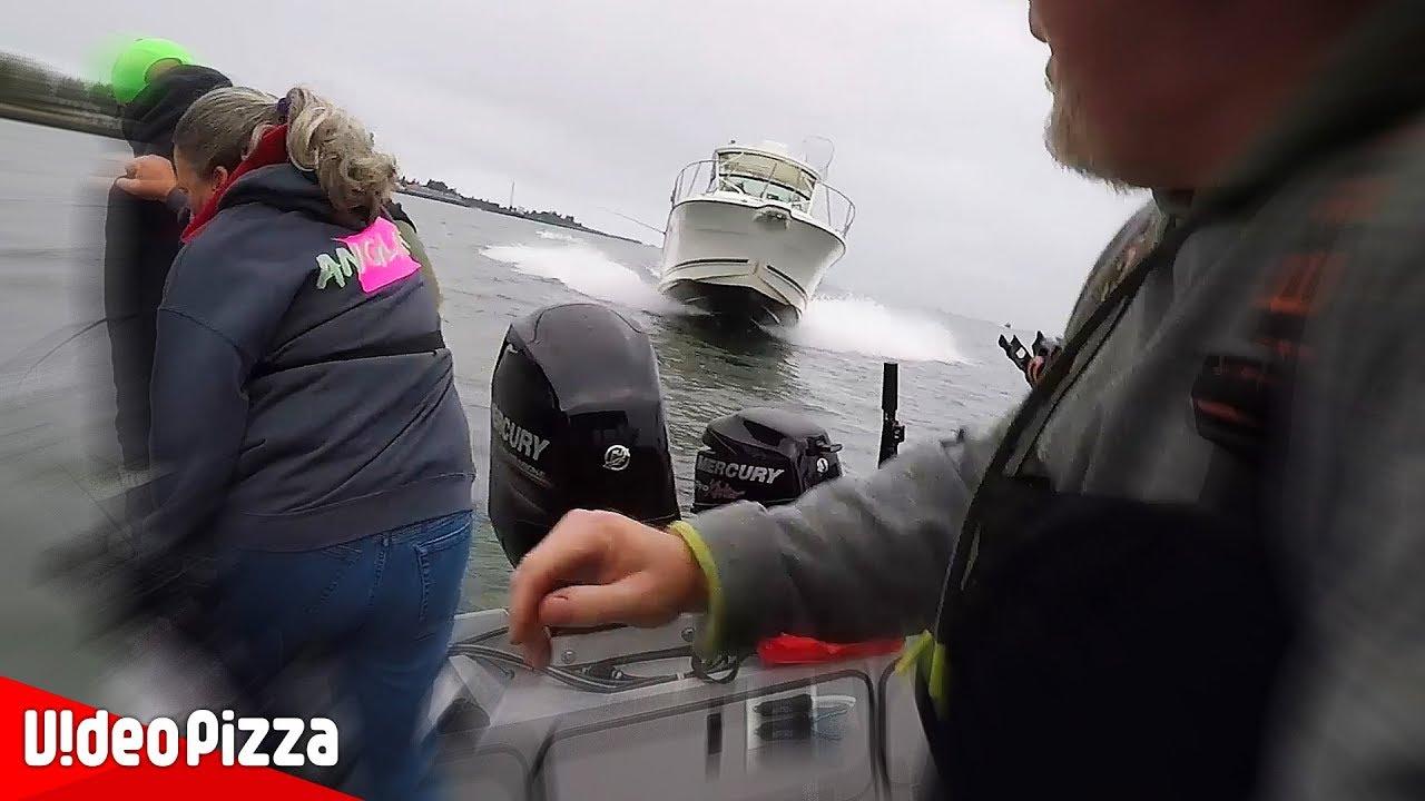 【衝撃】時速80kmで突っ込んでくる!船の事故映像3選【Video Pizza】