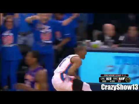 【NBA最強のポイントガード】ぶっちぎりの身体能力!ラッセルウェストブルック!