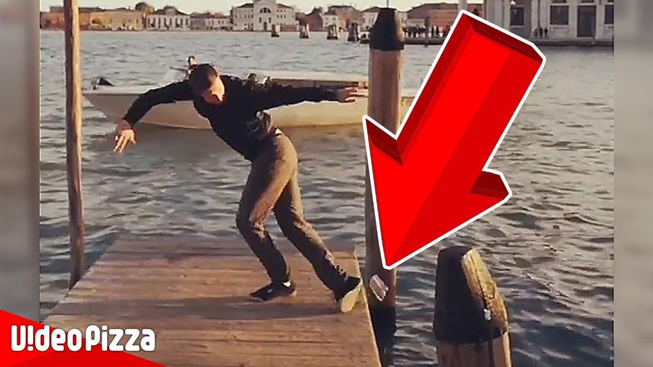 スマホを海に落とす動画が自業自得すぎるw爆笑動画10選【Video Pizza】