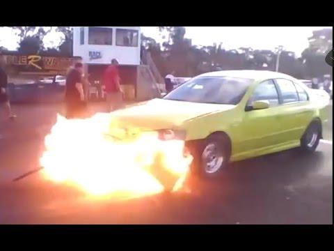 音量注意!エンジンが限界を迎えるとどうなるのか!?