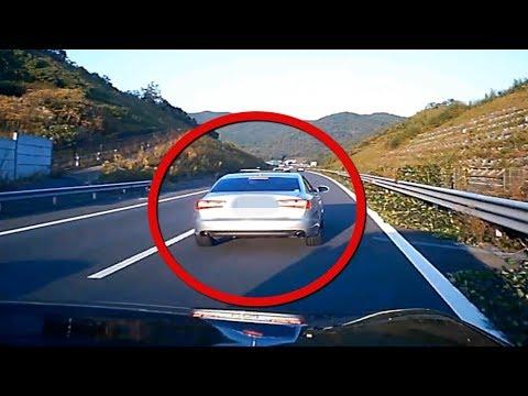 あなたは高速道路でこんなDQNに絡まれたらどうしますか?