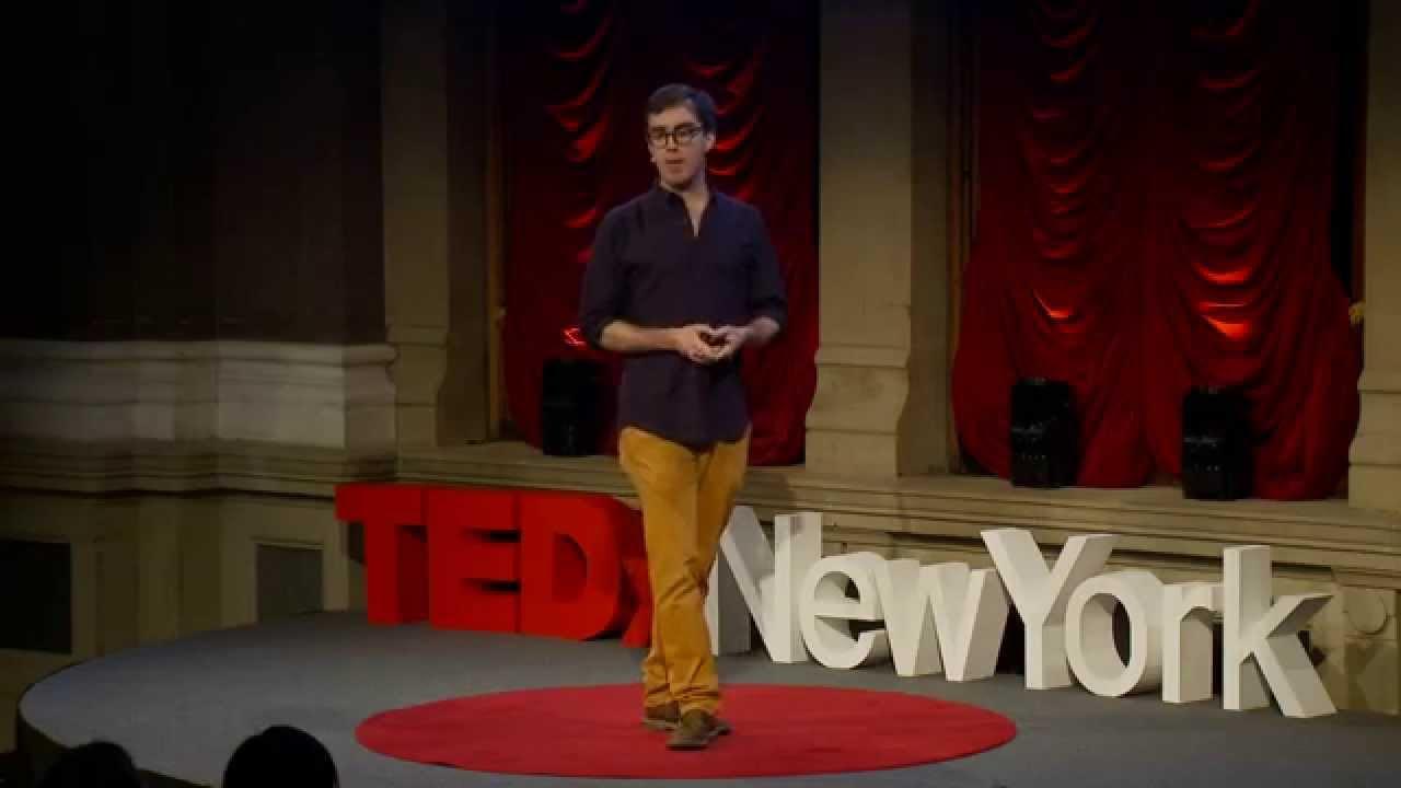 ウィル・スティーヴン 「頭良さそうにTED風プレゼンをする方法」