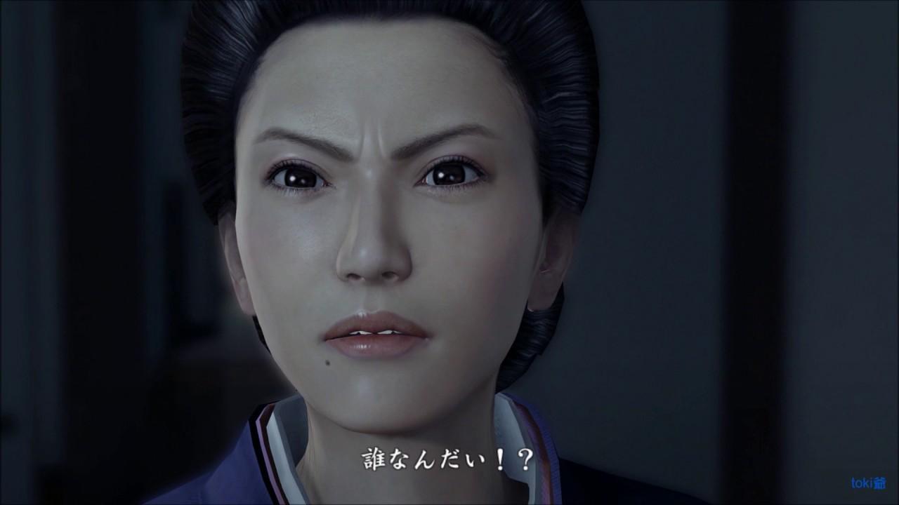 龍が如く 極 サブストーリー4 極道の妻 PS4 1080p