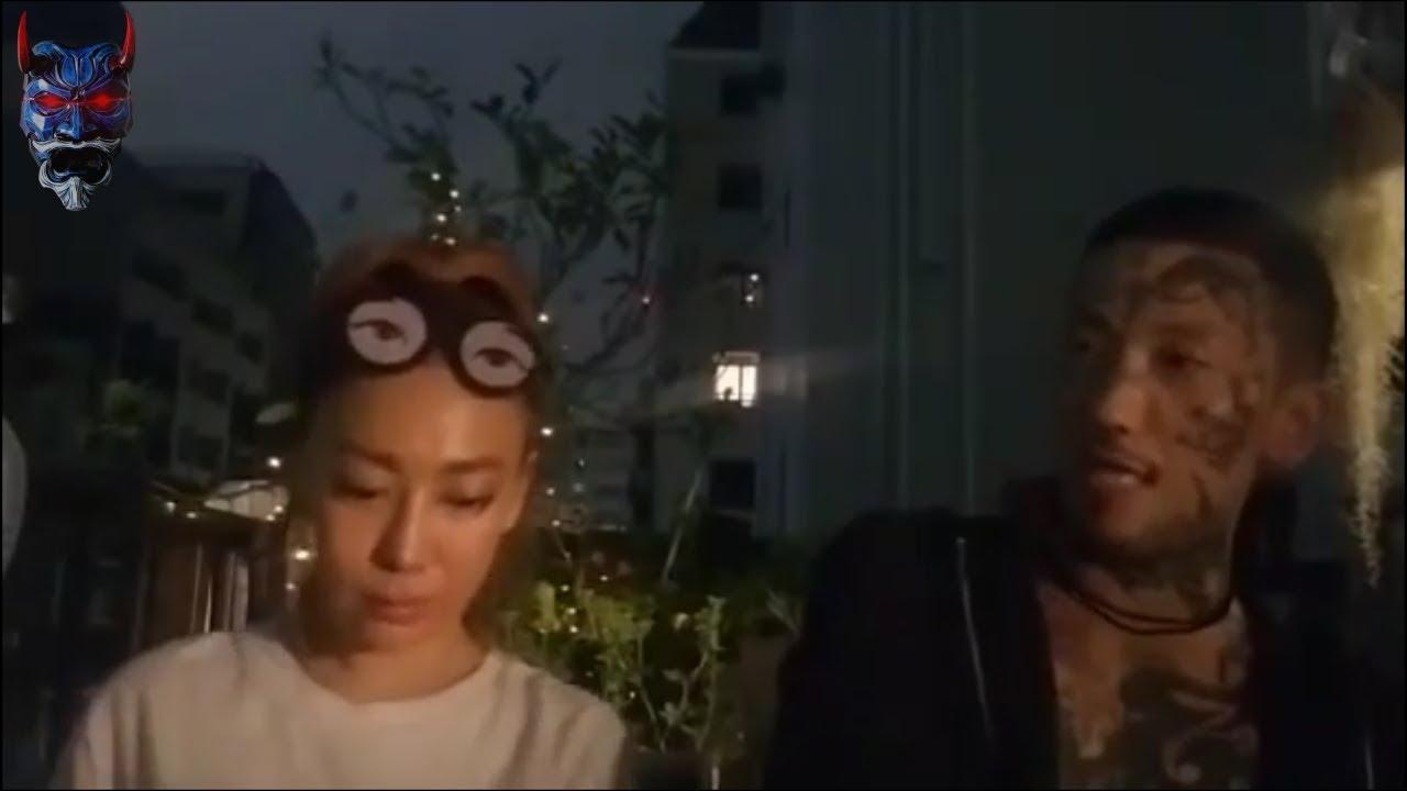 瓜田純士が原唯我のモノマネを連発
