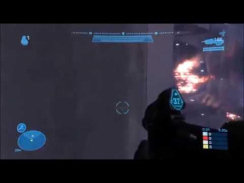 【MSSP】バグ?により無限に落下死するFB777【Halo Reach】