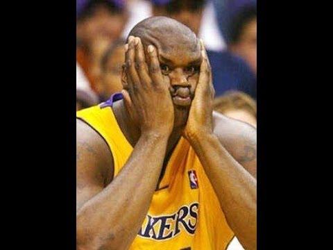 【NBA】腹筋崩壊注意!まさかのおもしろ珍ハプニング映像 2015