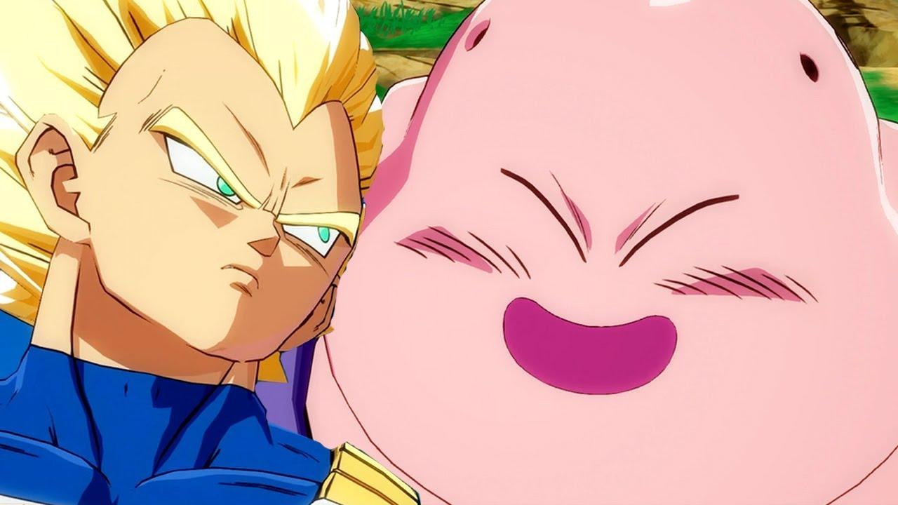 【世界一おいしい食べ物でブウを釣ってみた!】 ベジータとブウは意外と良いコンビ♪ 【ドラゴンボールファイターズ 】Dragon Ball FighterZ