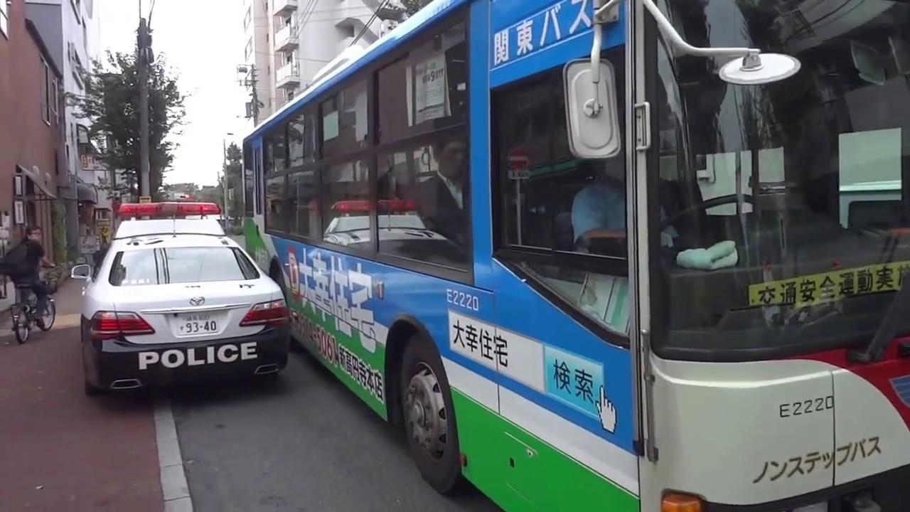 【薬物?事件?事故?】緊急走行で住宅街に警察車両続々到着!!